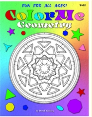 ColorMe Geometry Vol.I cover image