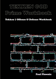 Tekken God Prime Workbook  ... cover image