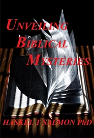 UNVEILING BIBLICAL MYSTERIES cover image