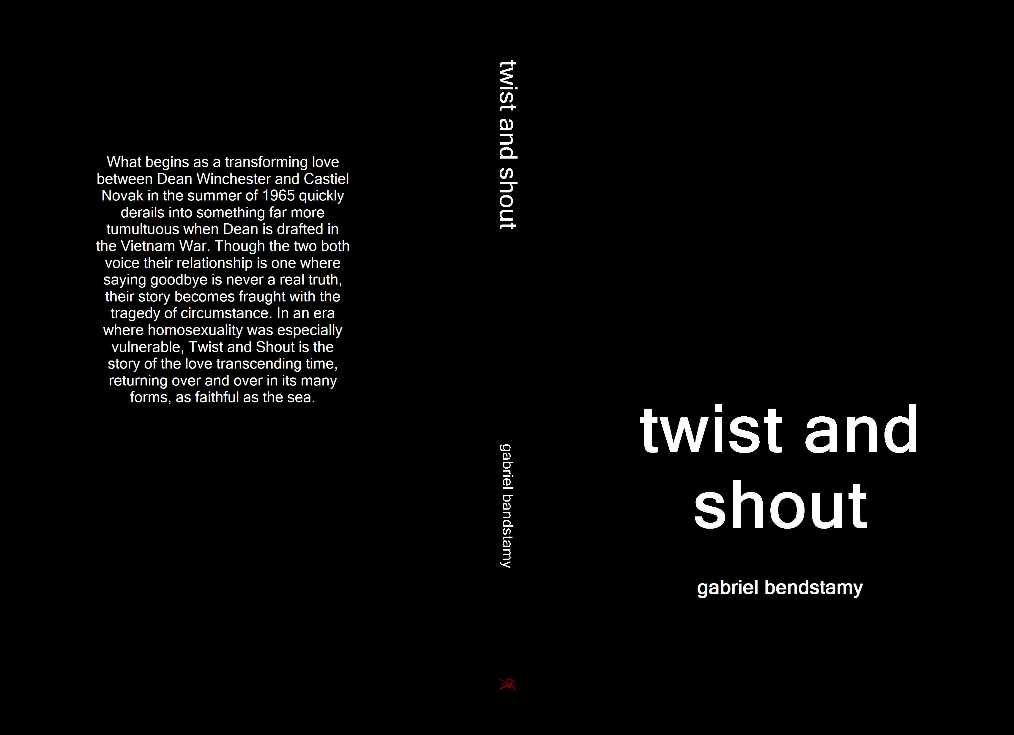 twist and shout cover image