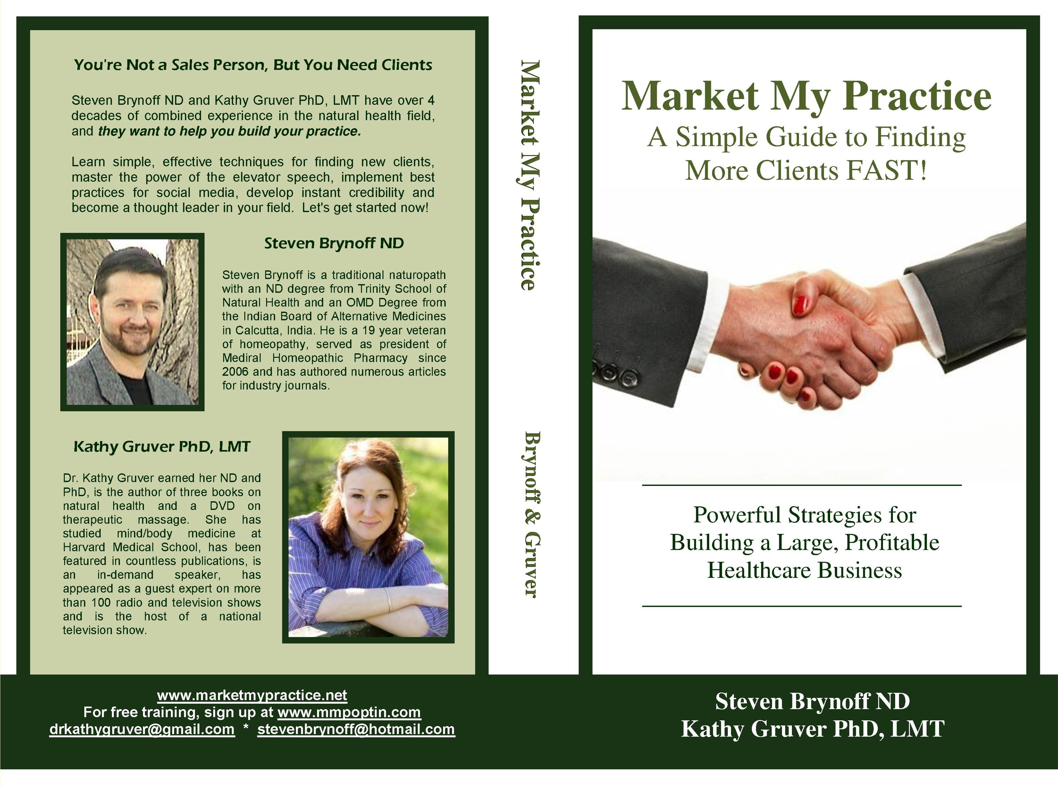 Market My Practice cover image