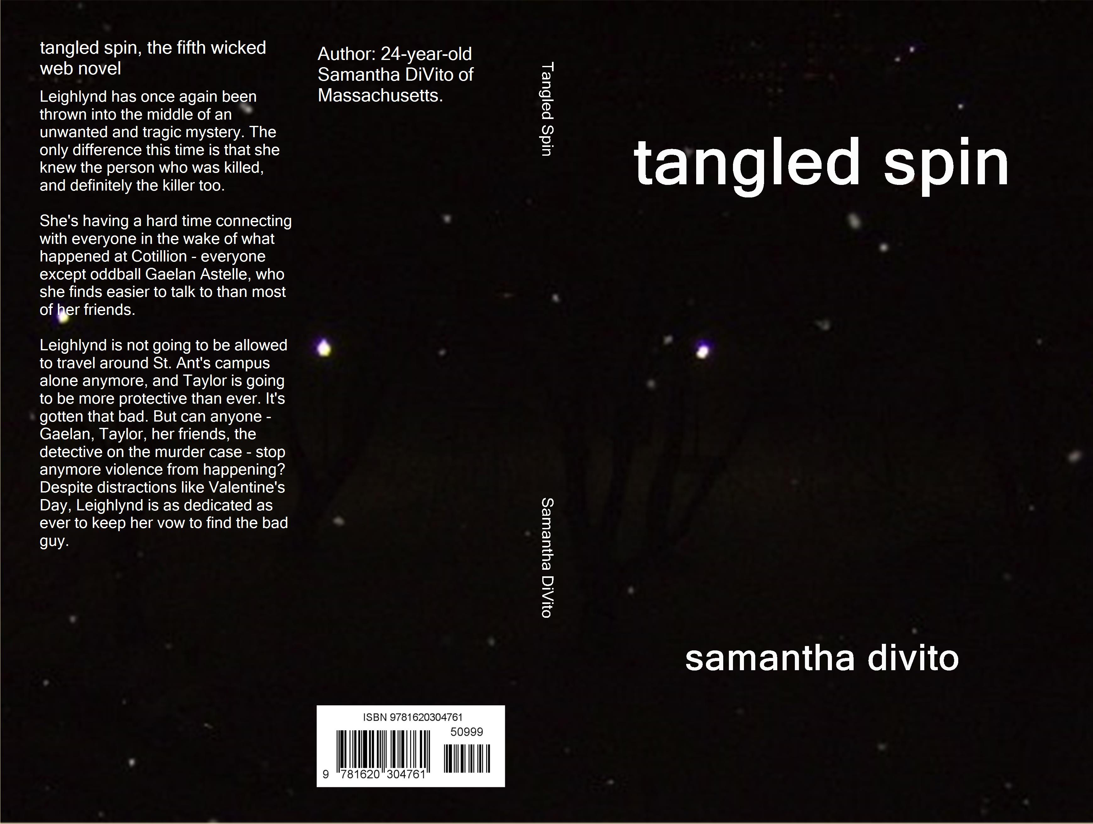 tangled spin cover image