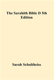 The Sarahith Bible D 5th Edition cover image