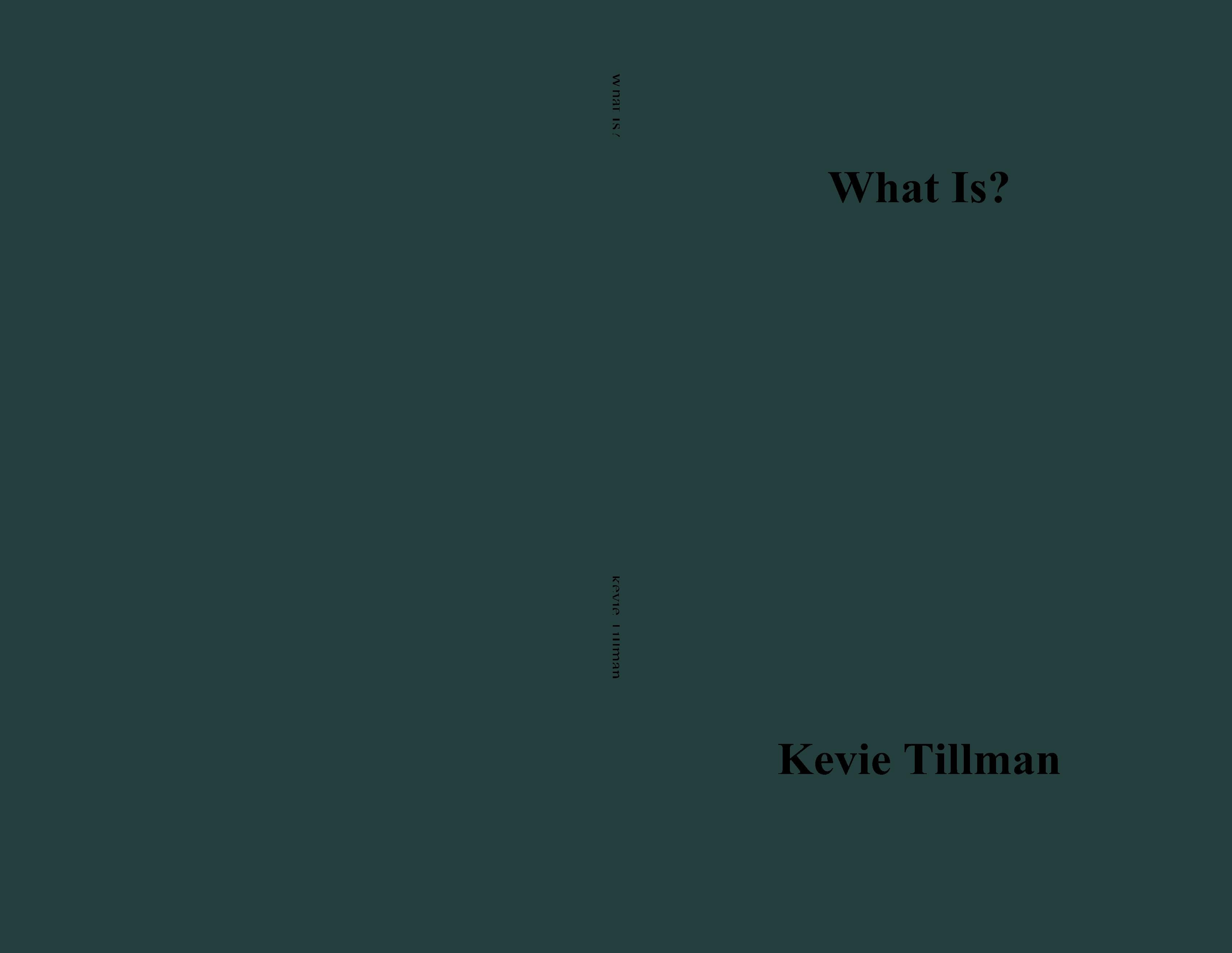 What Is? cover image