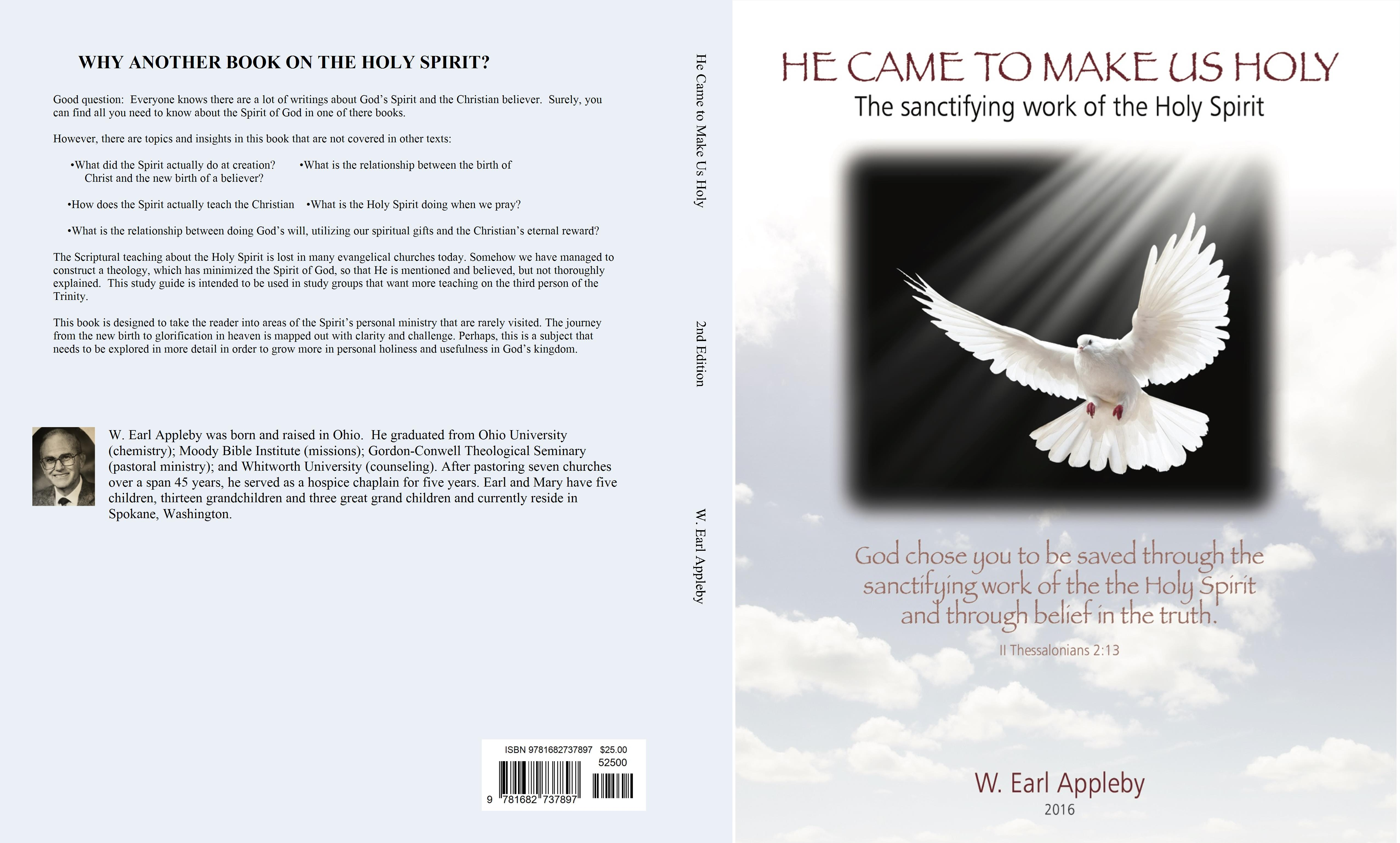 He Came to Make Us Holy, 2nd Edition cover image