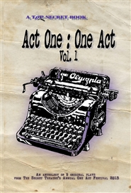 Act One: One Act Vol. 1 cover image