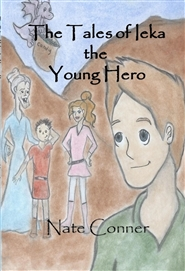 The Tale of Ieka the Young Hero cover image