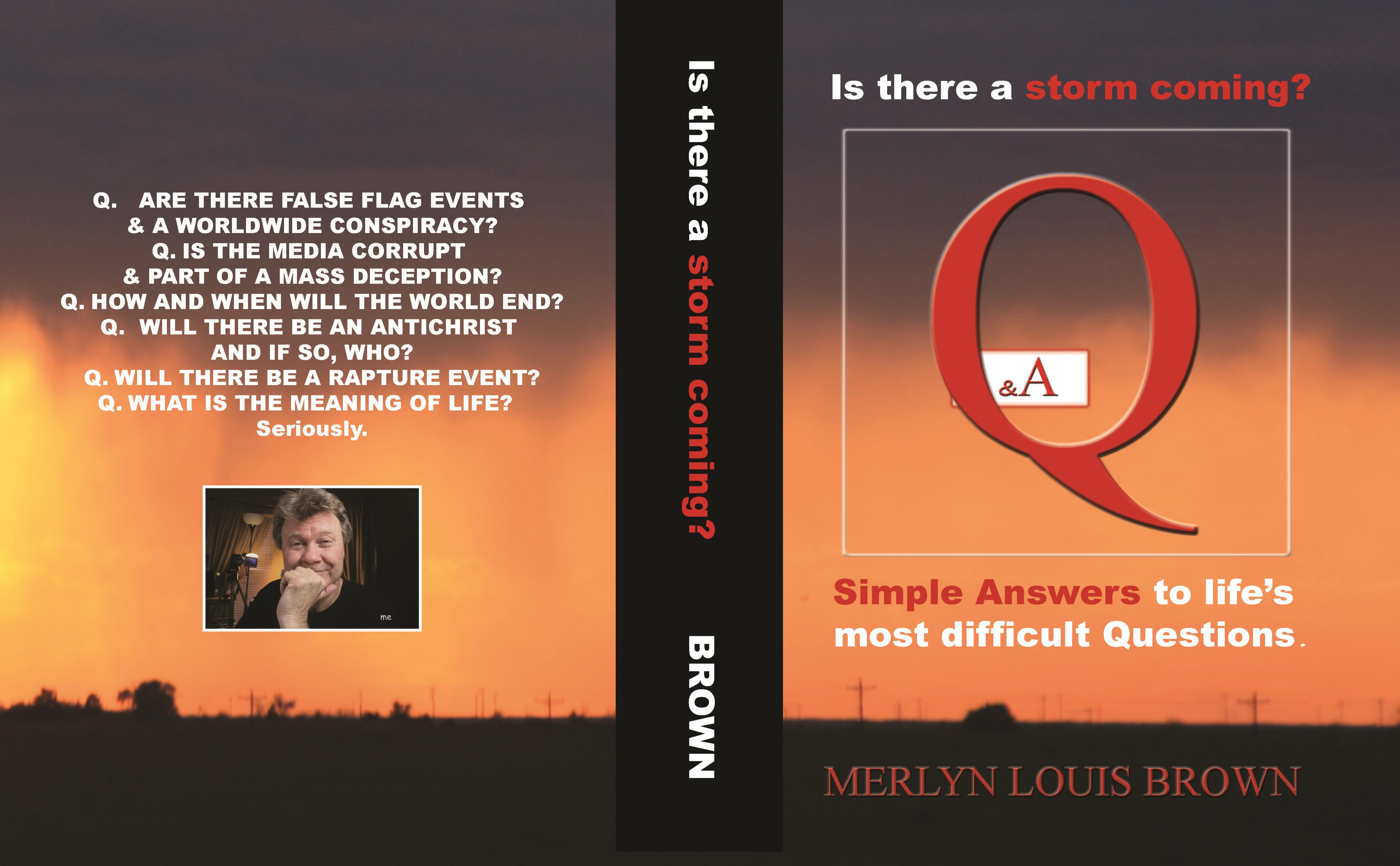 Q & A  Is There A Storm Coming? cover image