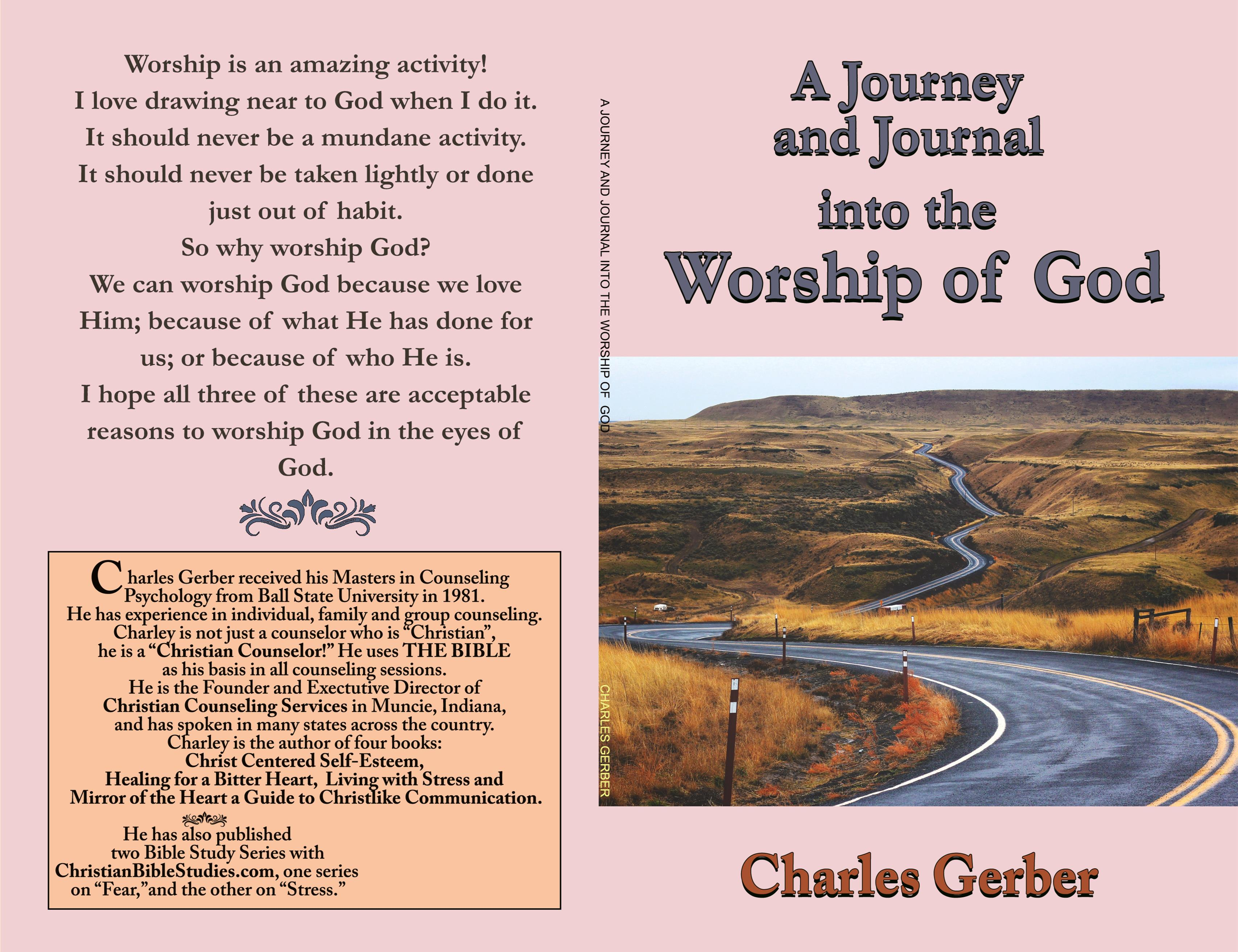 A Journal and Journey into the Worship of God cover image