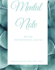 Mental Note: 60 Day Self-Reflection Journal cover image