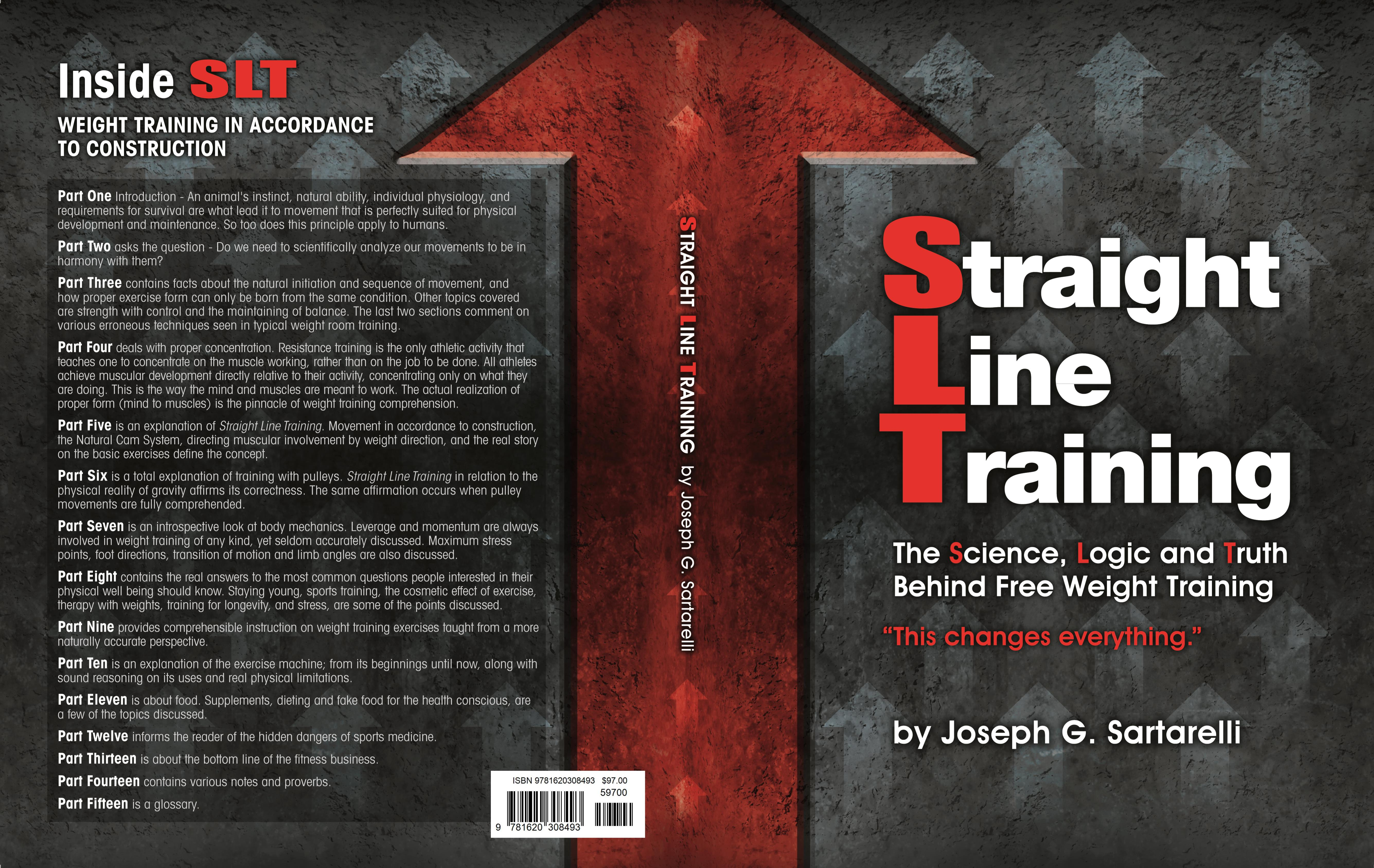 Straight Line Training cover image