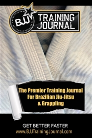 BJJ Training Journal: The Premier Training Journal for Brazilian Jiu-Jitsu 1.0 cover image