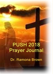 PUSH 2018 Prayer Journal cover image