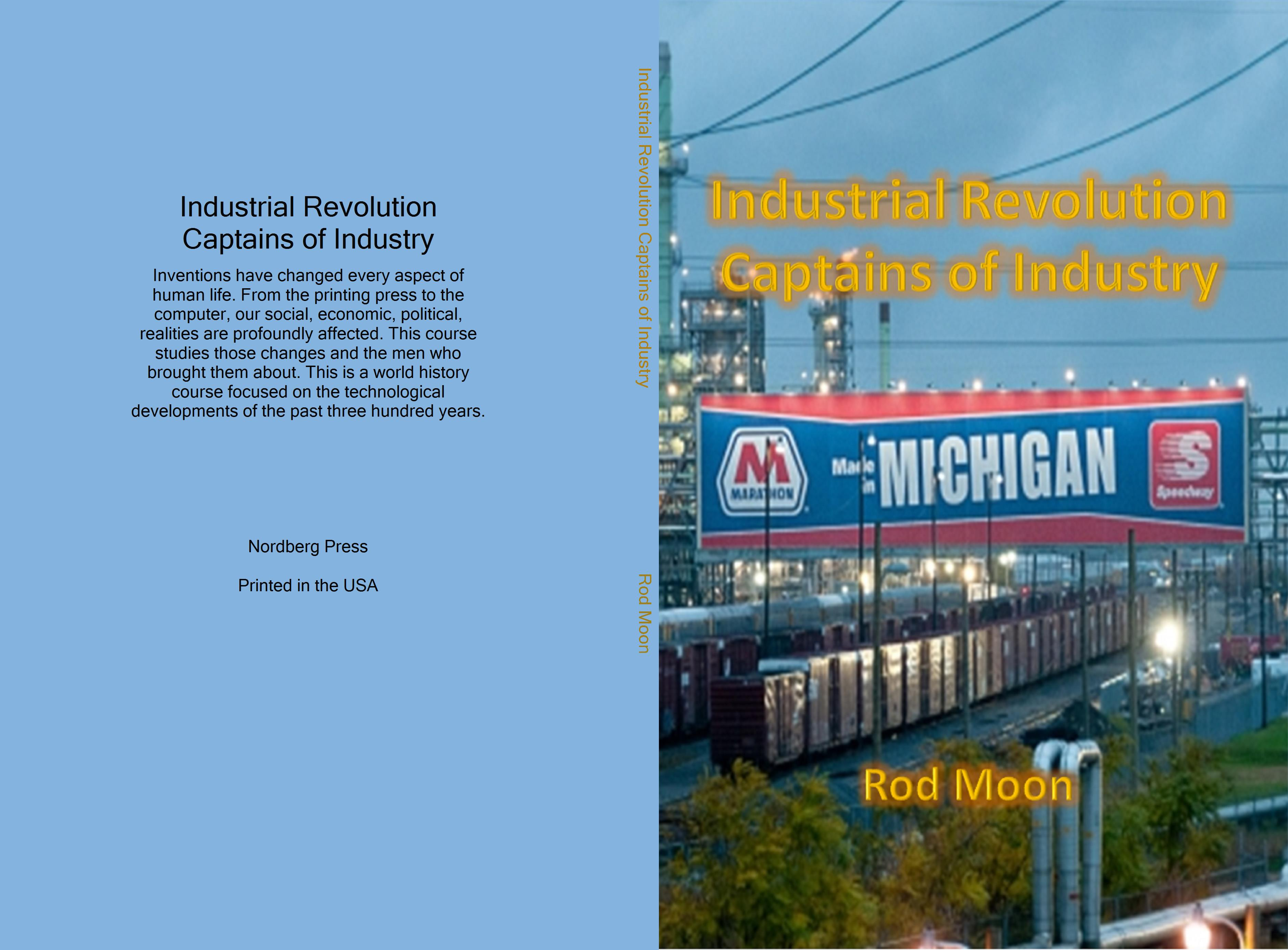 Industrial Revolution Captains of Industry cover image