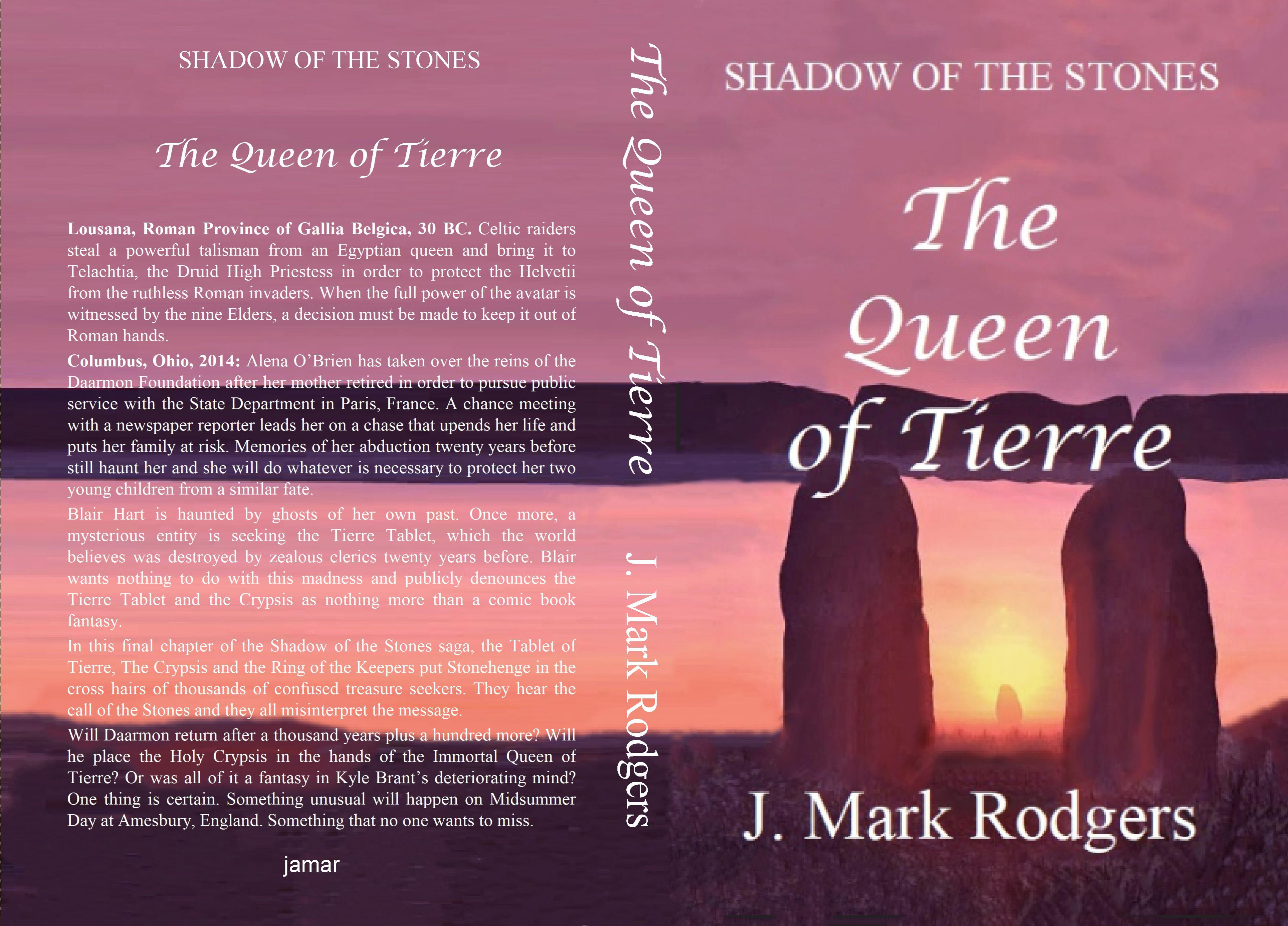 The Queen of Tierre cover image