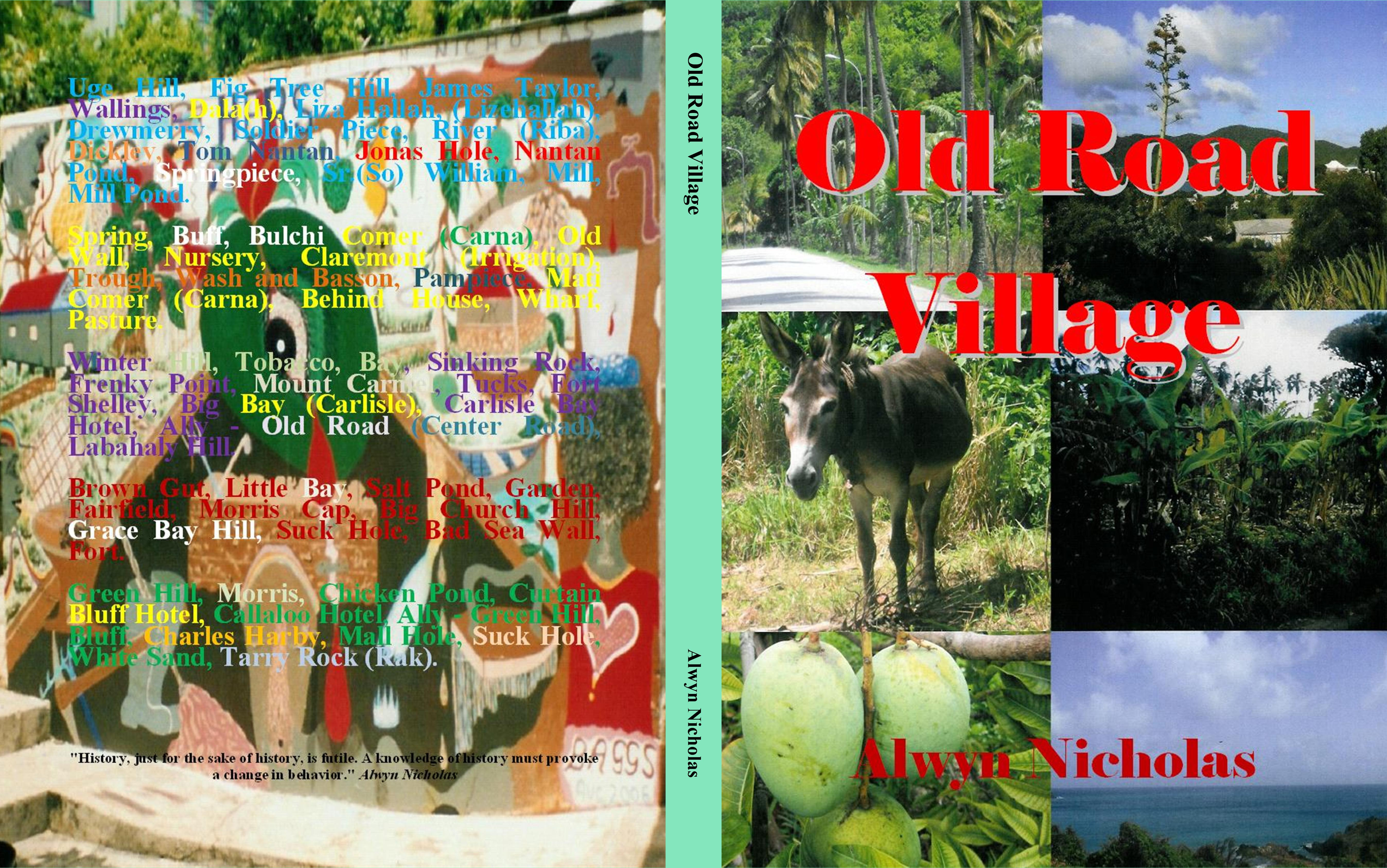 Old Road Village cover image
