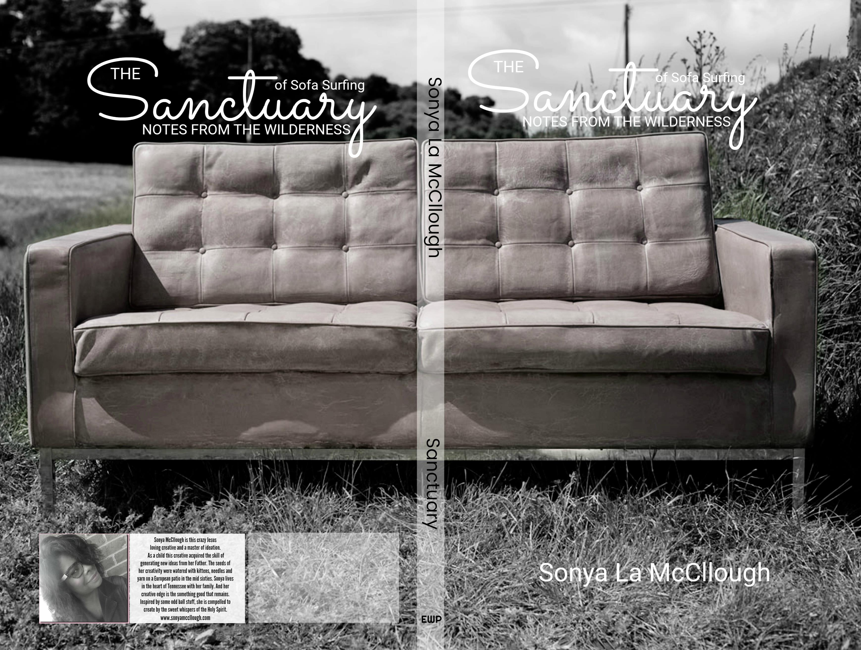 The Sanctuary of Sofa Surfing: Notes from the wilderness cover image