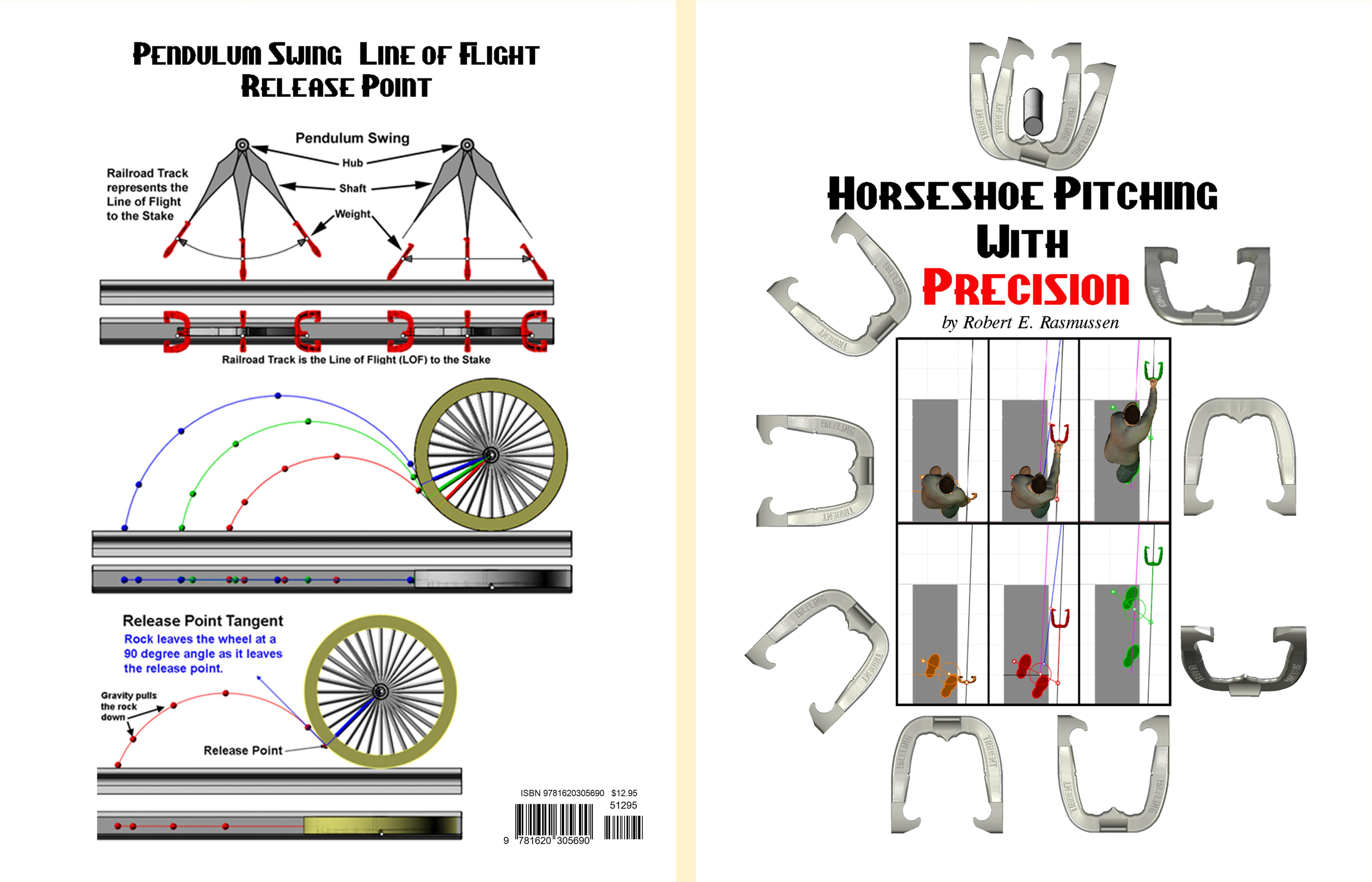 Horseshoe Pitching With Precision cover image