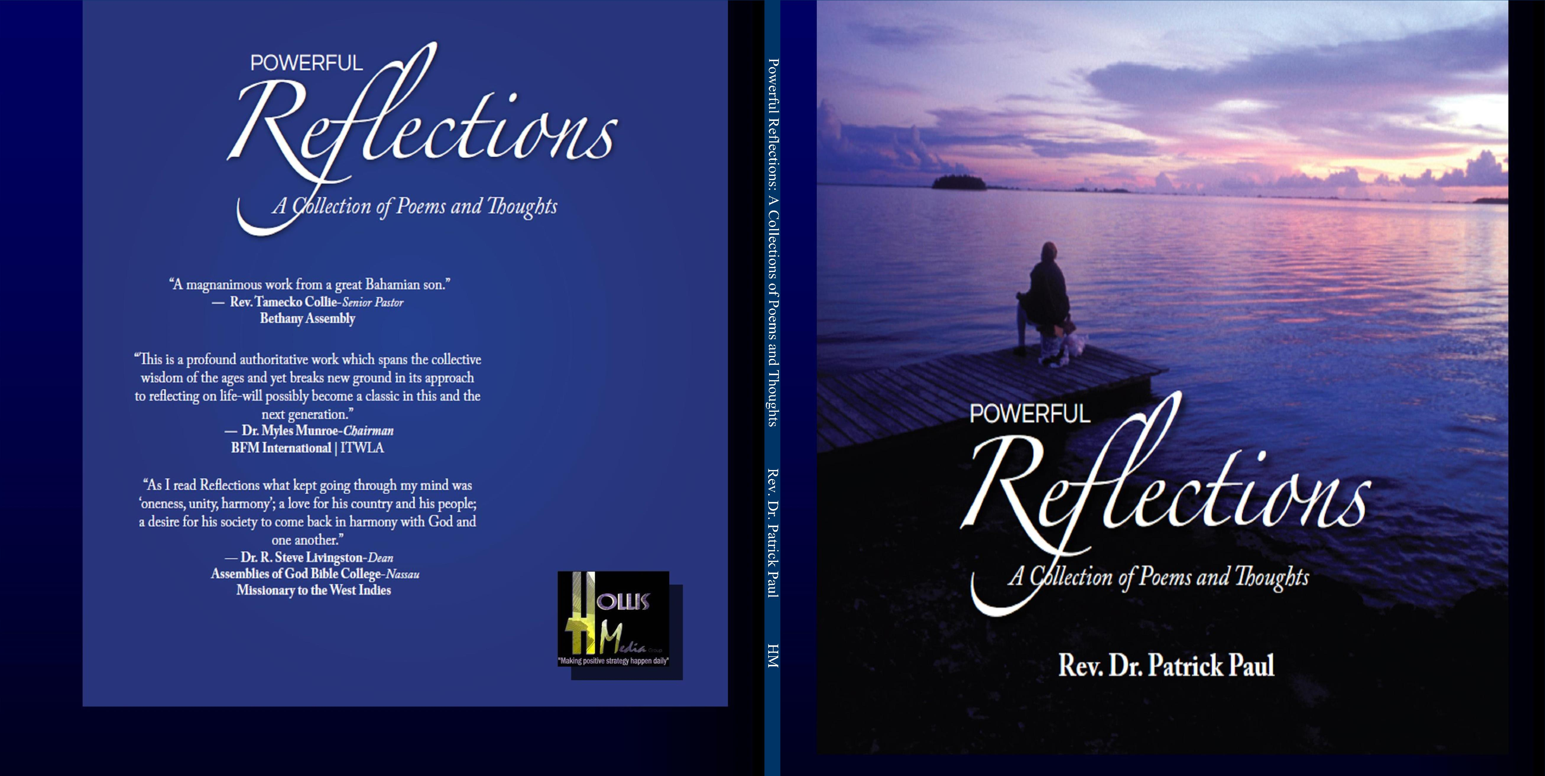 Powerful Reflections: A Collections of Poems and Thoughts cover image