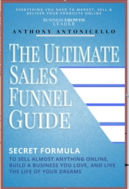 THE ULTIMATE SALES FUNNEL GUIDE cover image