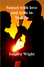 Sunset with love and wine in Malibu cover image