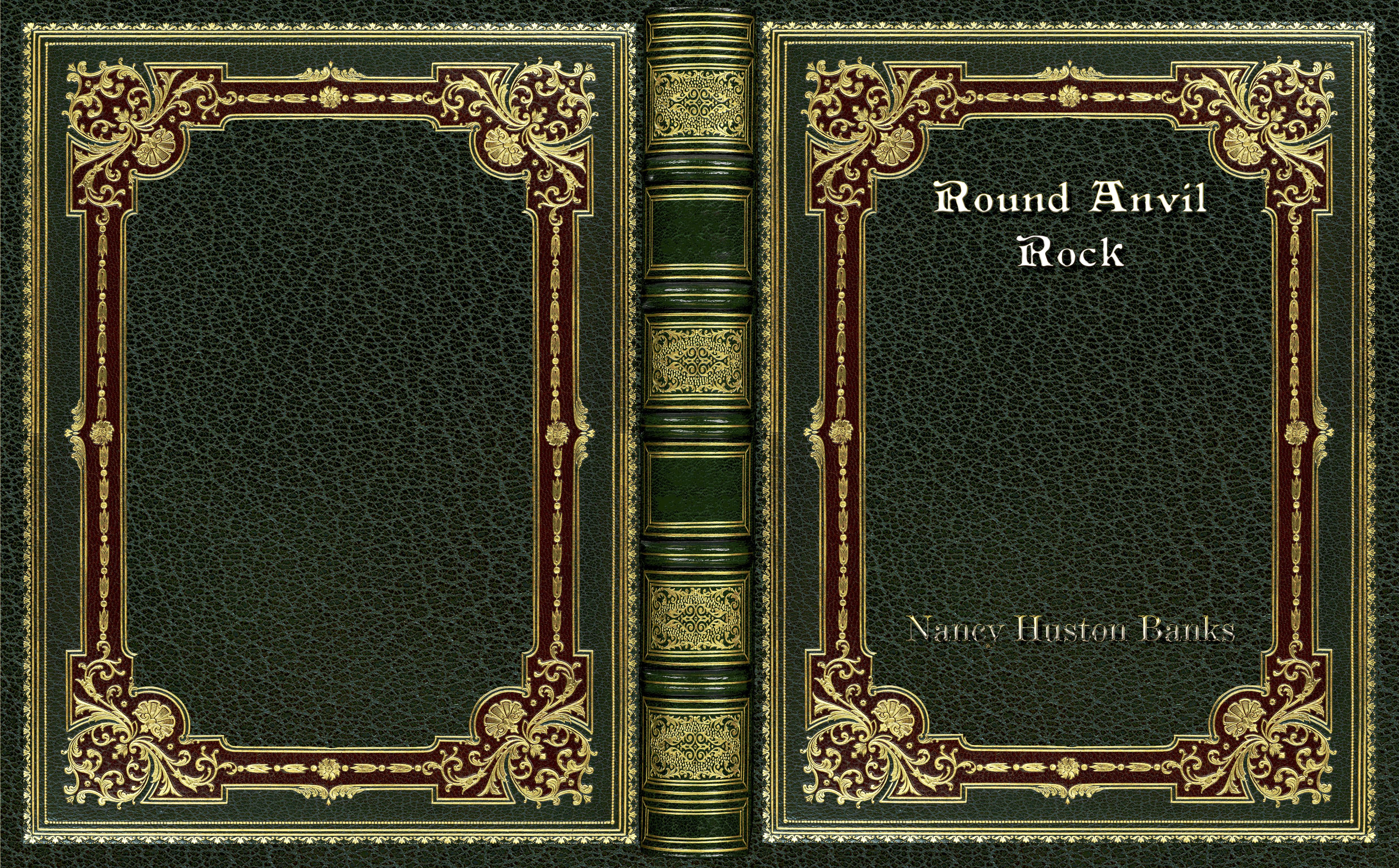 Round Anvil Rock cover image