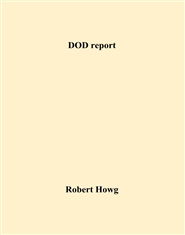 DOD report cover image