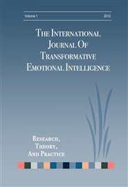 The International Journal of Transformative Emotional Intelligence, Volume 1 cover image