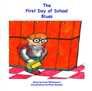 The First Day of School Blues cover image