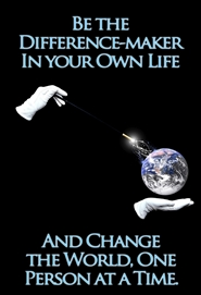 Be the Difference-maker in your own life cover image