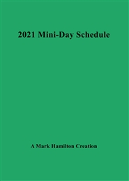 2021-2022 Mini-Day Planner cover image