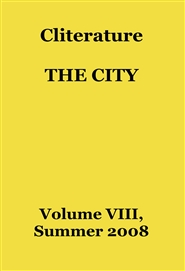 Cliterature THE CITY cover image