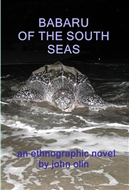 Babaru of The South Seas cover image