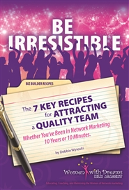 BE IRRESISTIBLE cover image