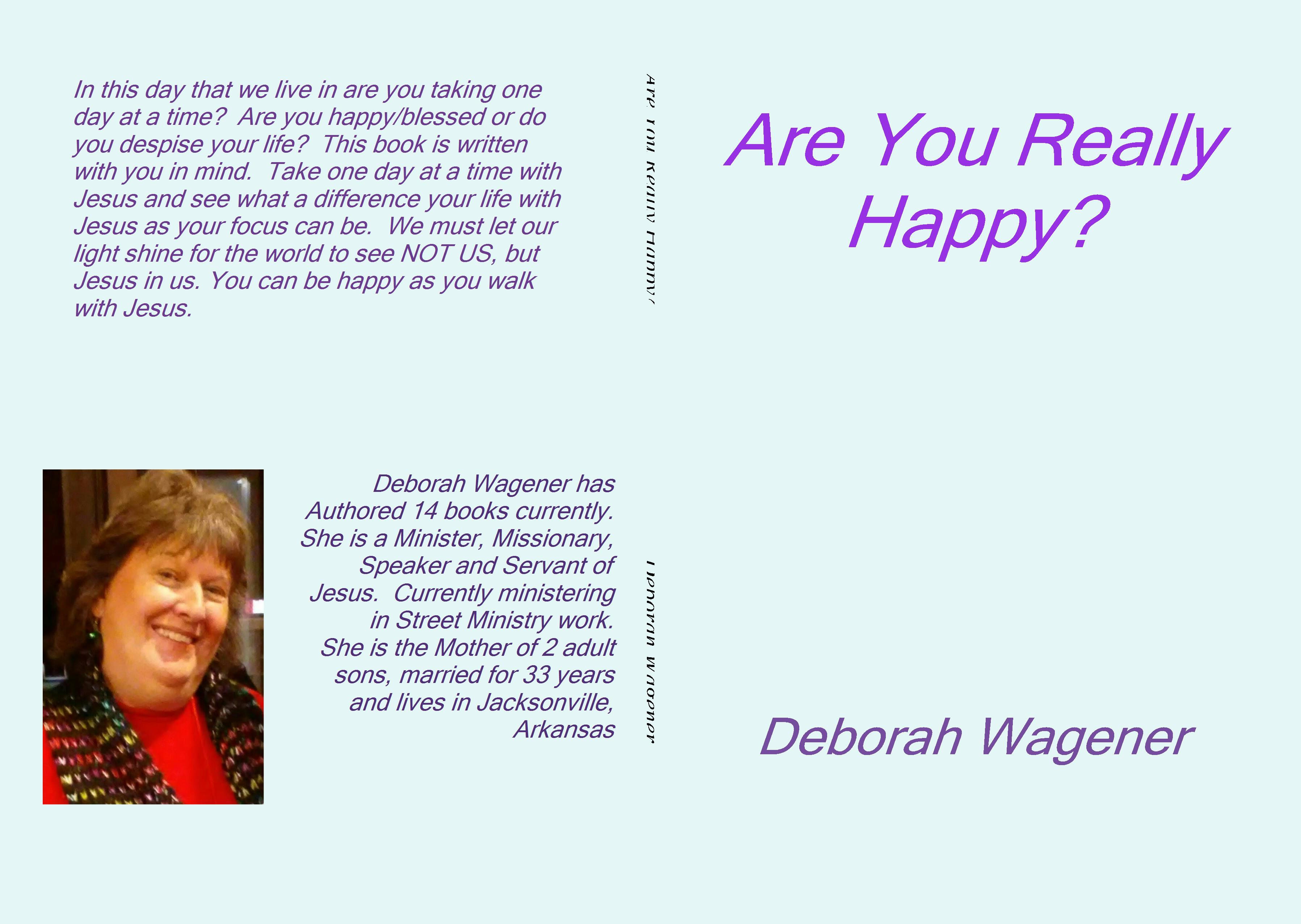 Are You Really Happy? cover image