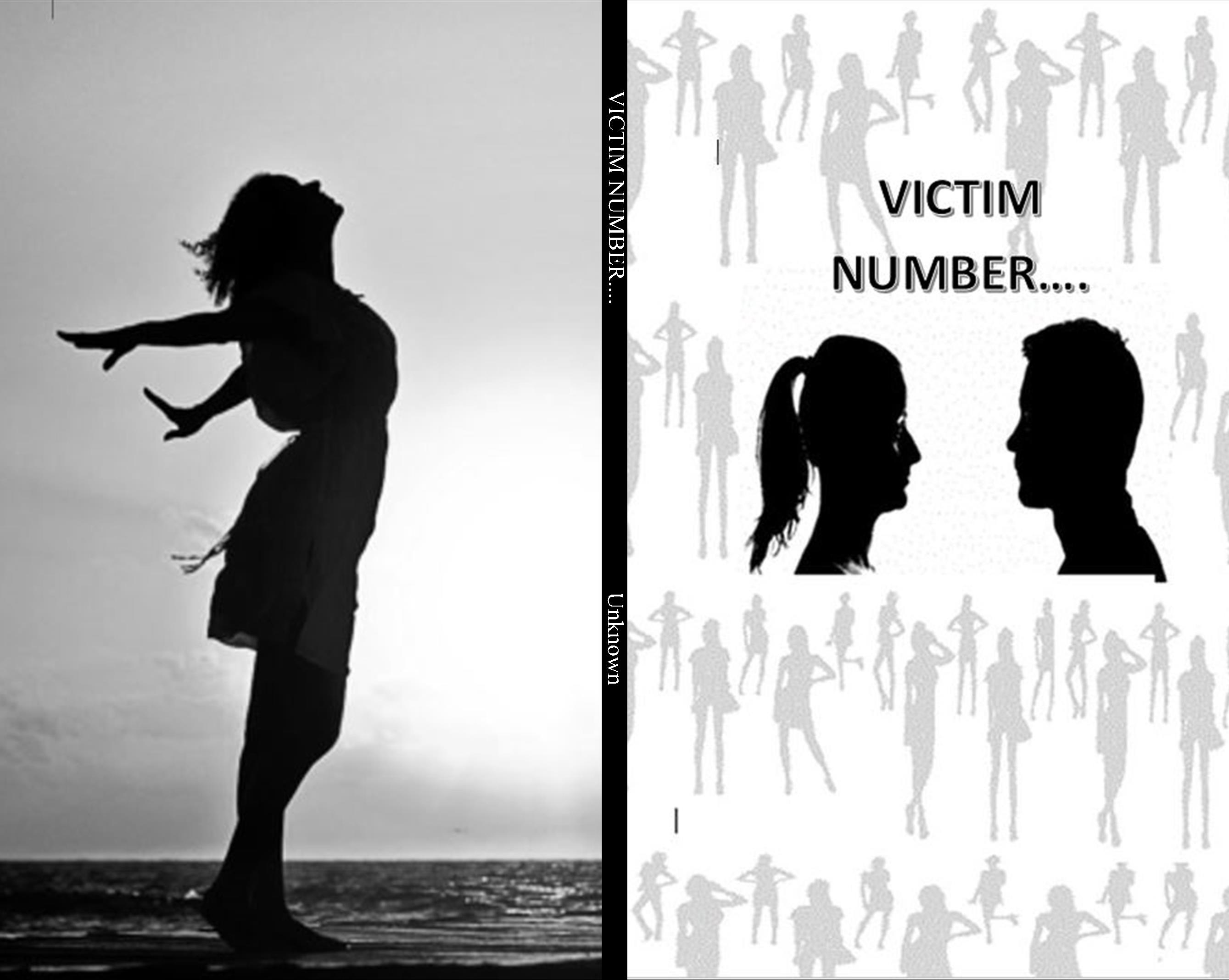 VICTIM NUMBER.... cover image