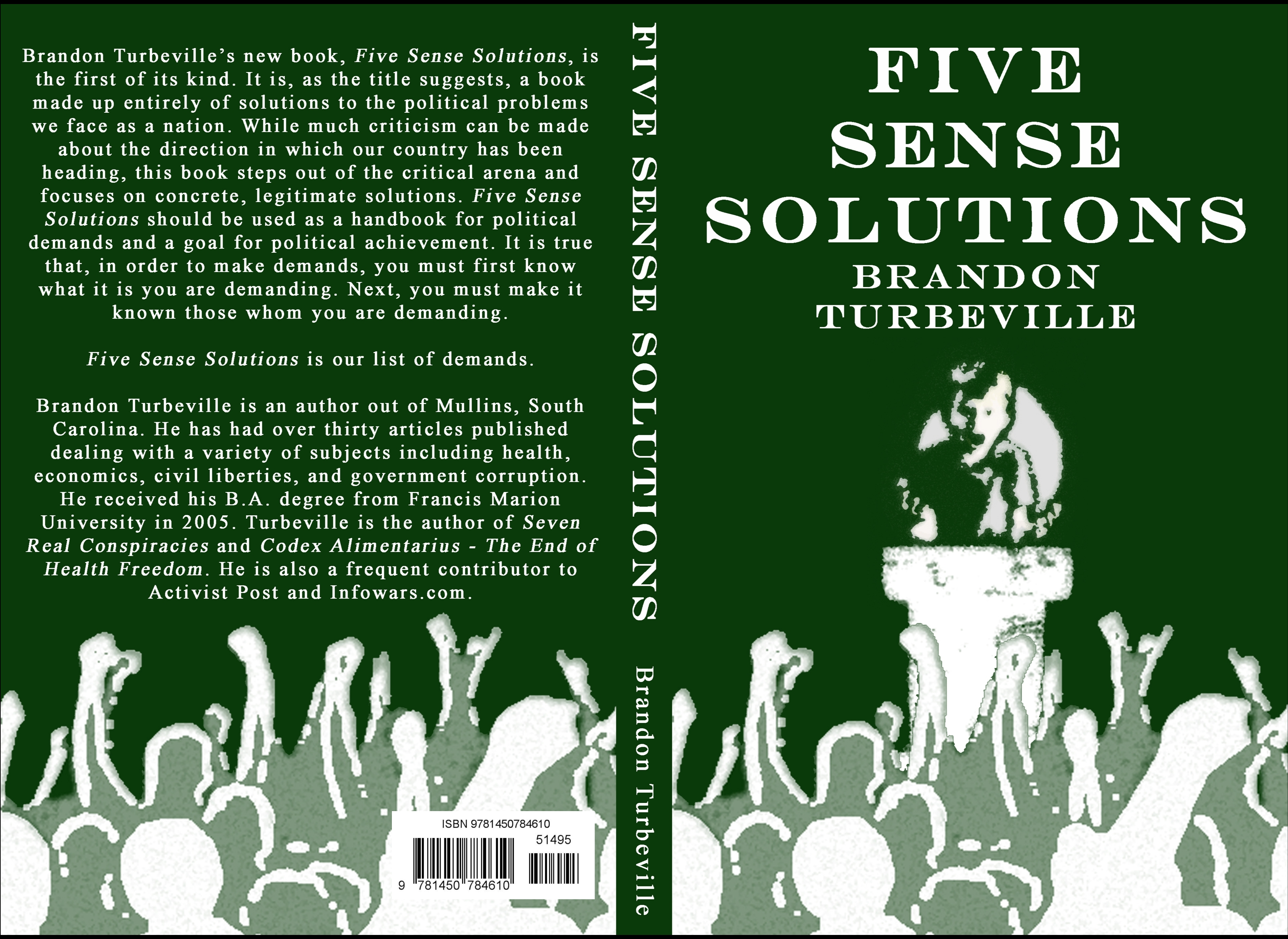 Five Sense Solutions cover image