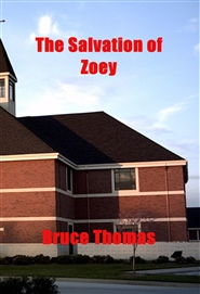 The Salvation of Zoey cover image