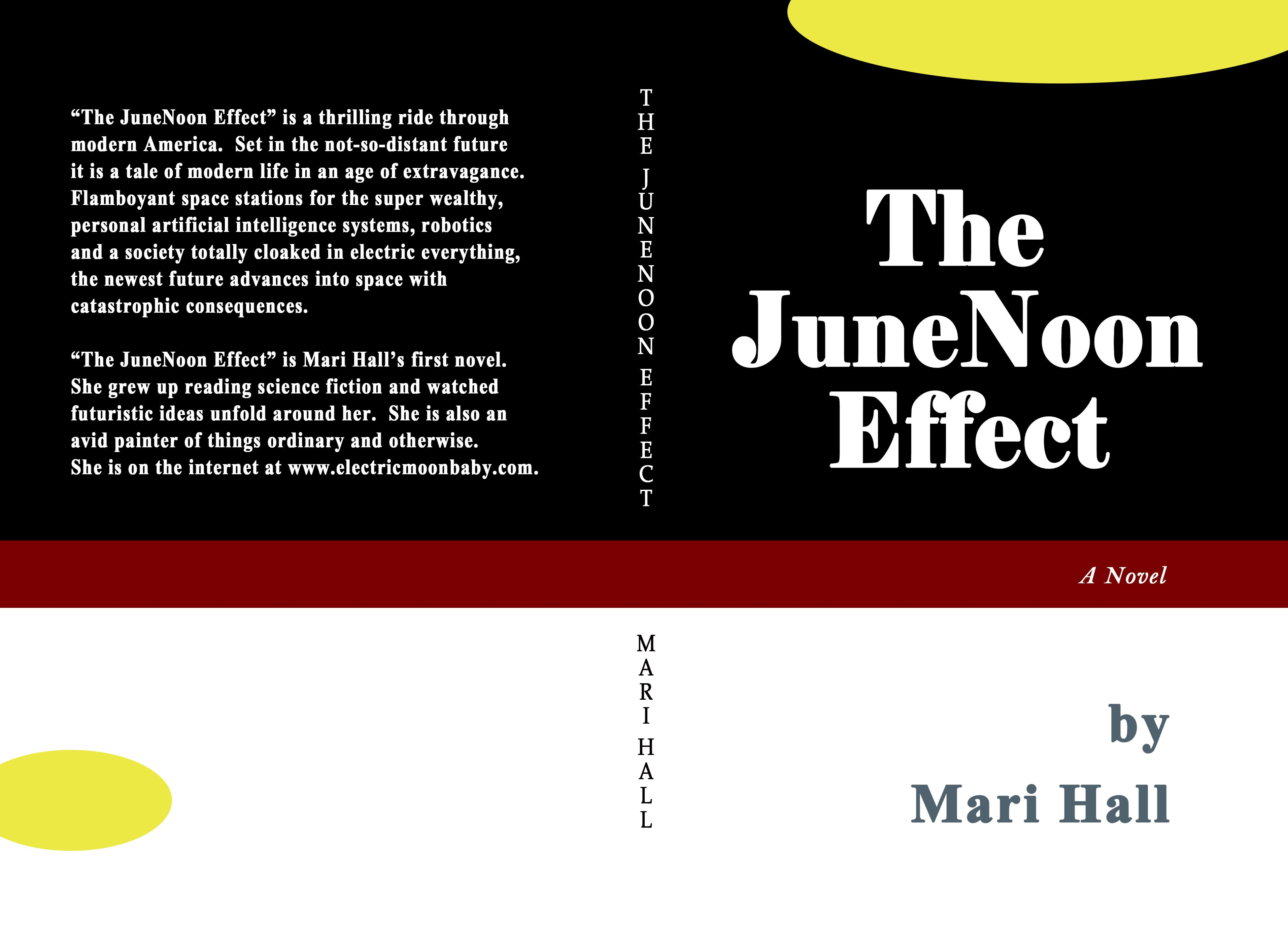 the noon effect by mari hall com  the noon effect cover image