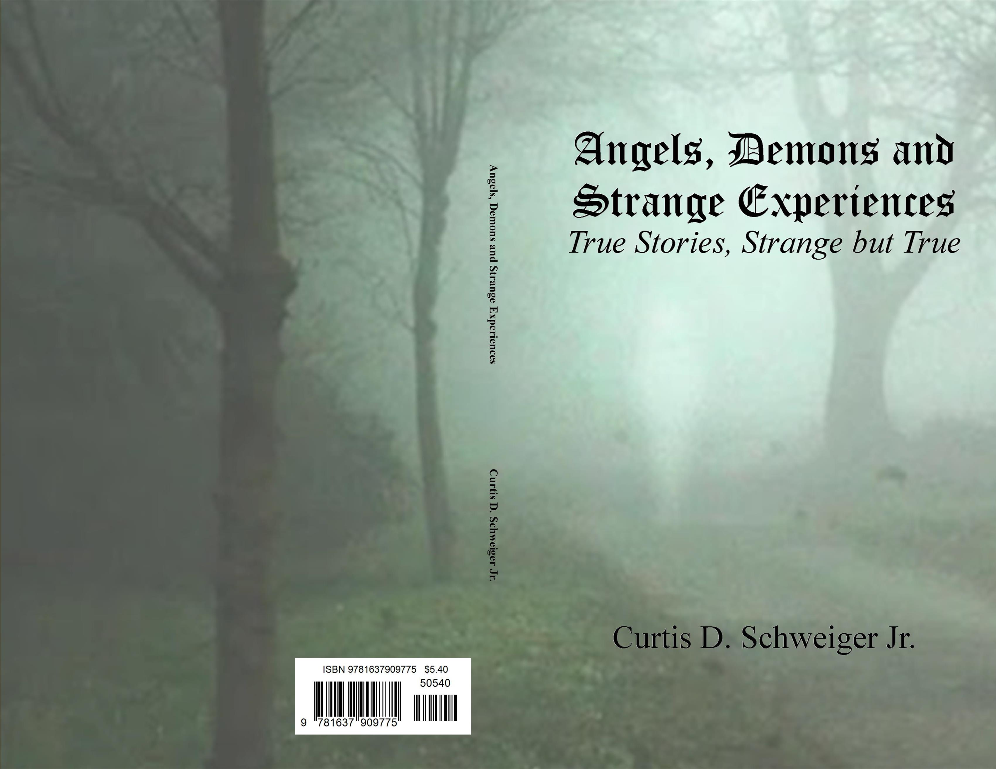 """Angels,Demons,and Strange Experiences"" cover image"