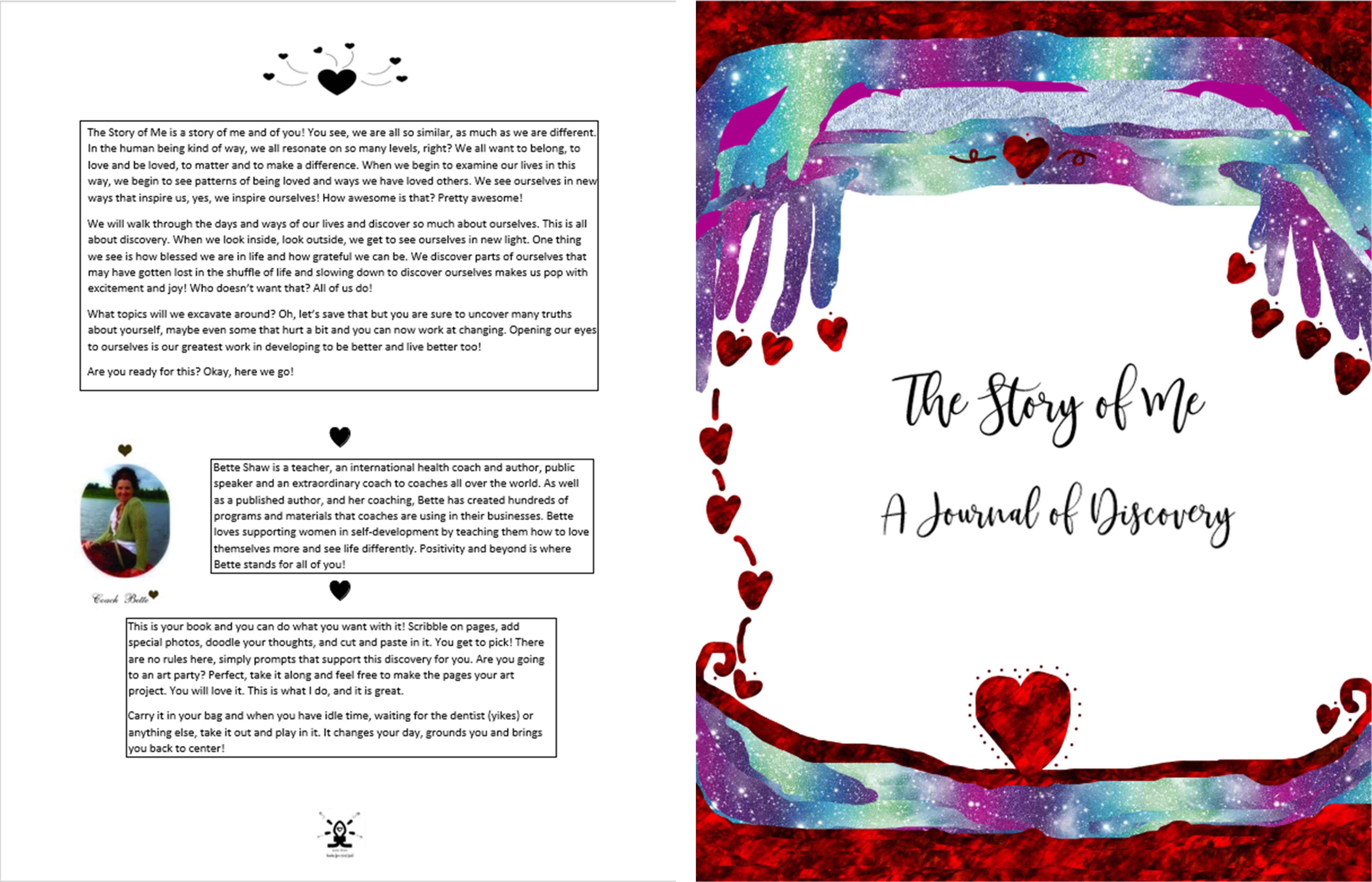 The Story of Me cover image