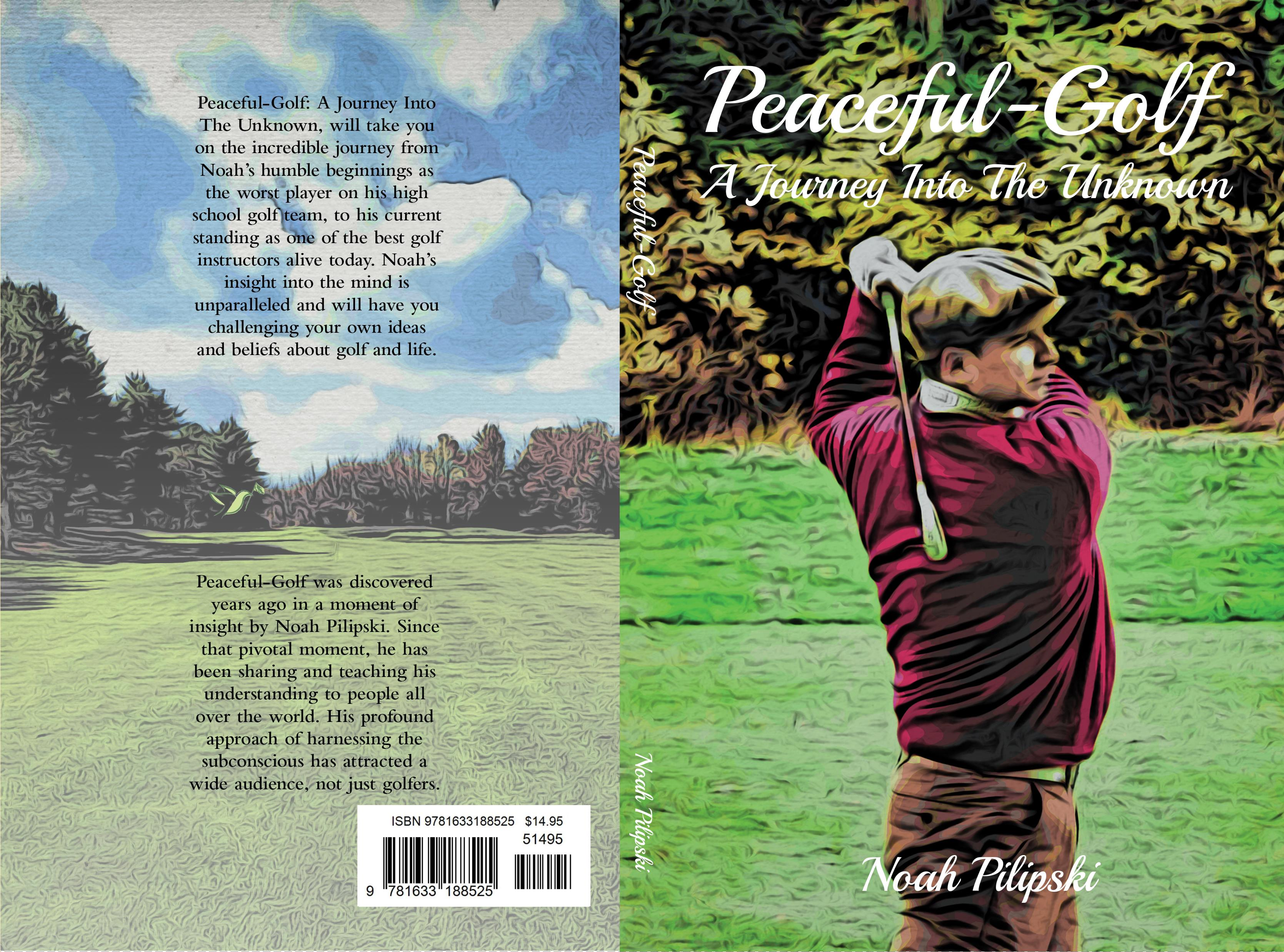 Peaceful Golf, A Journey Into The Unknown cover image