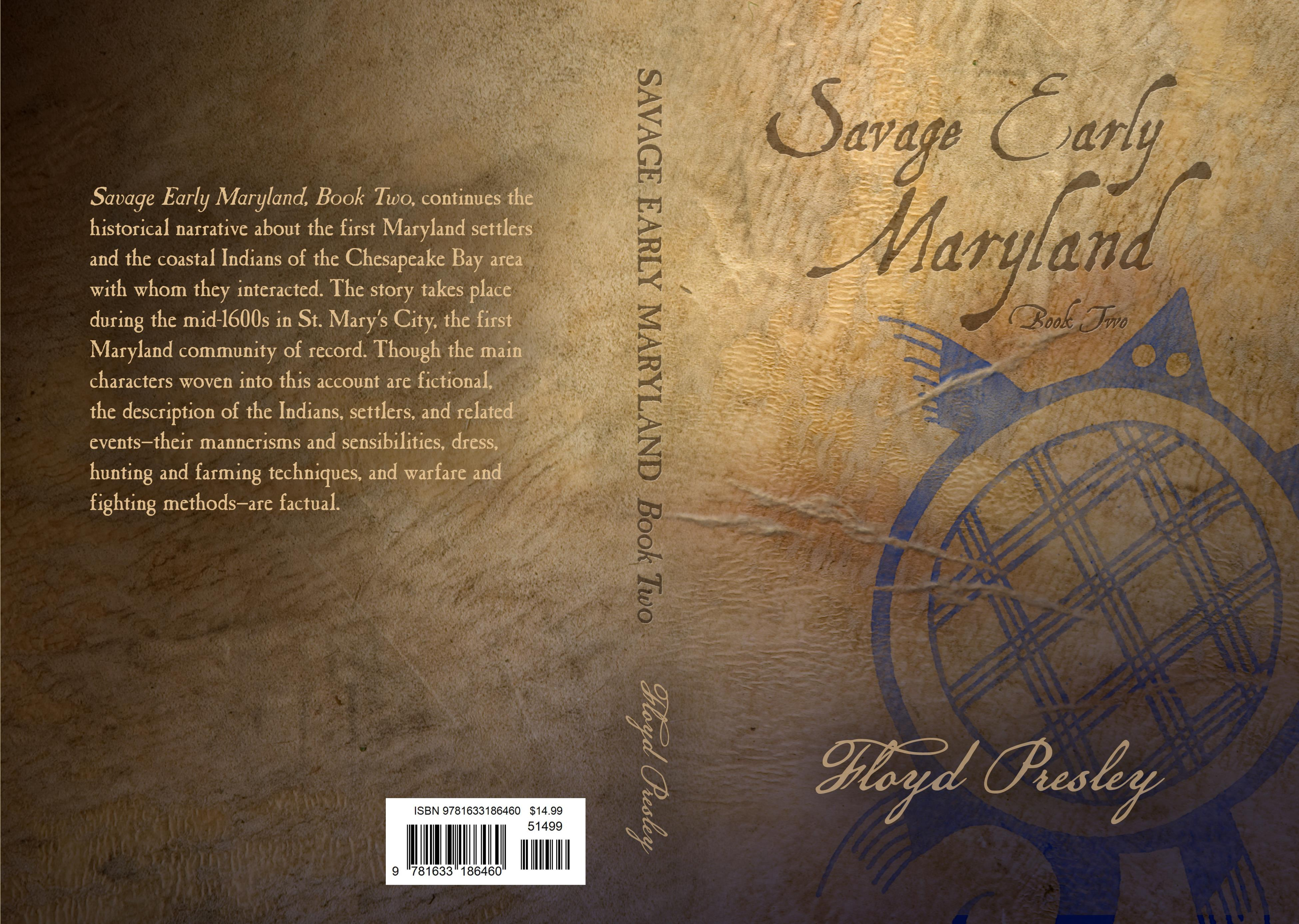 Savage Early Maryland Book Two cover image