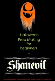 Halloween Prop Making for Beginners cover image