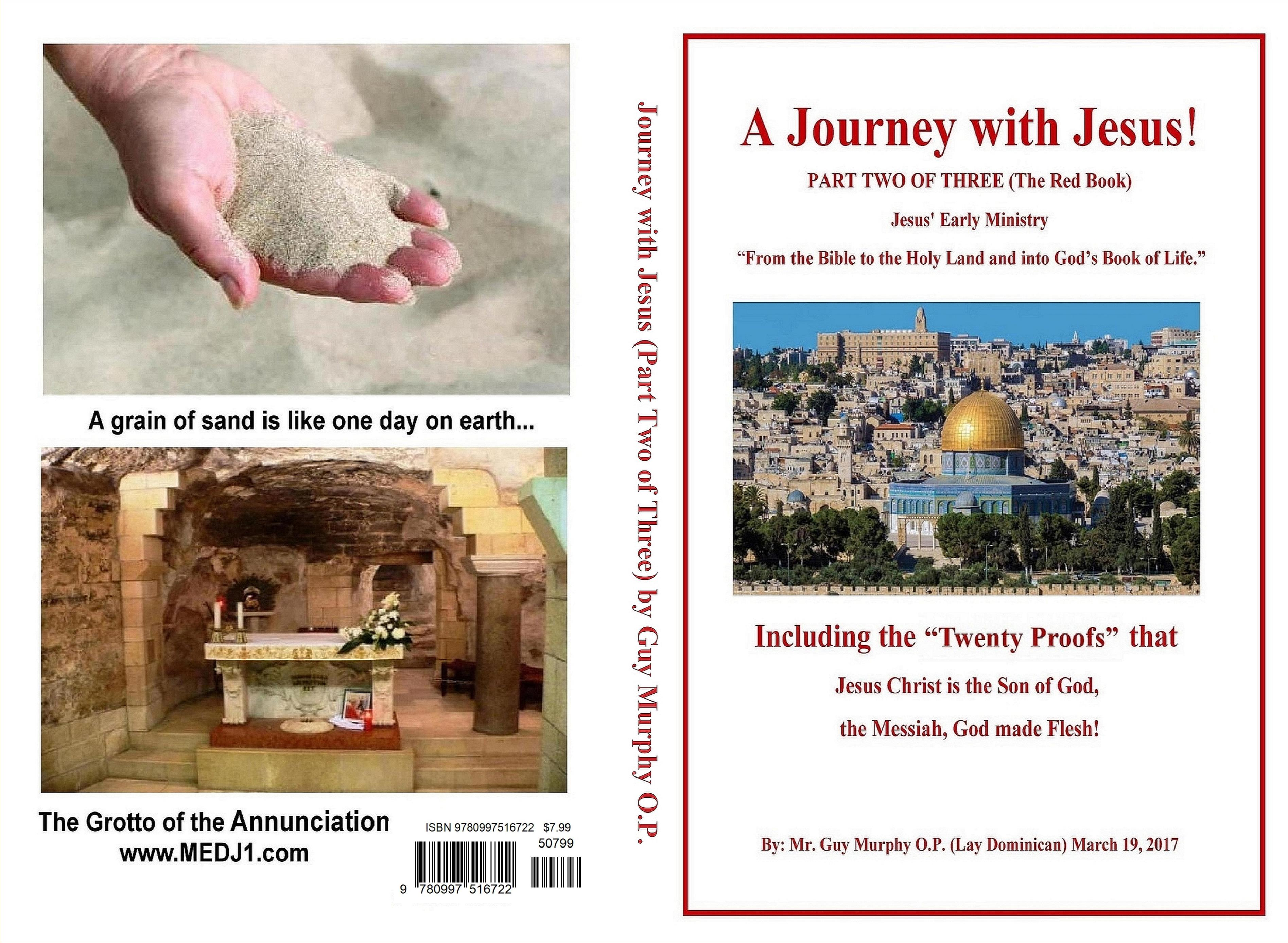 Journey with Jesus cover image