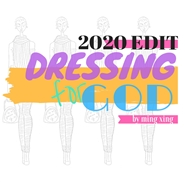 Dressing for God 2020 Edit cover image