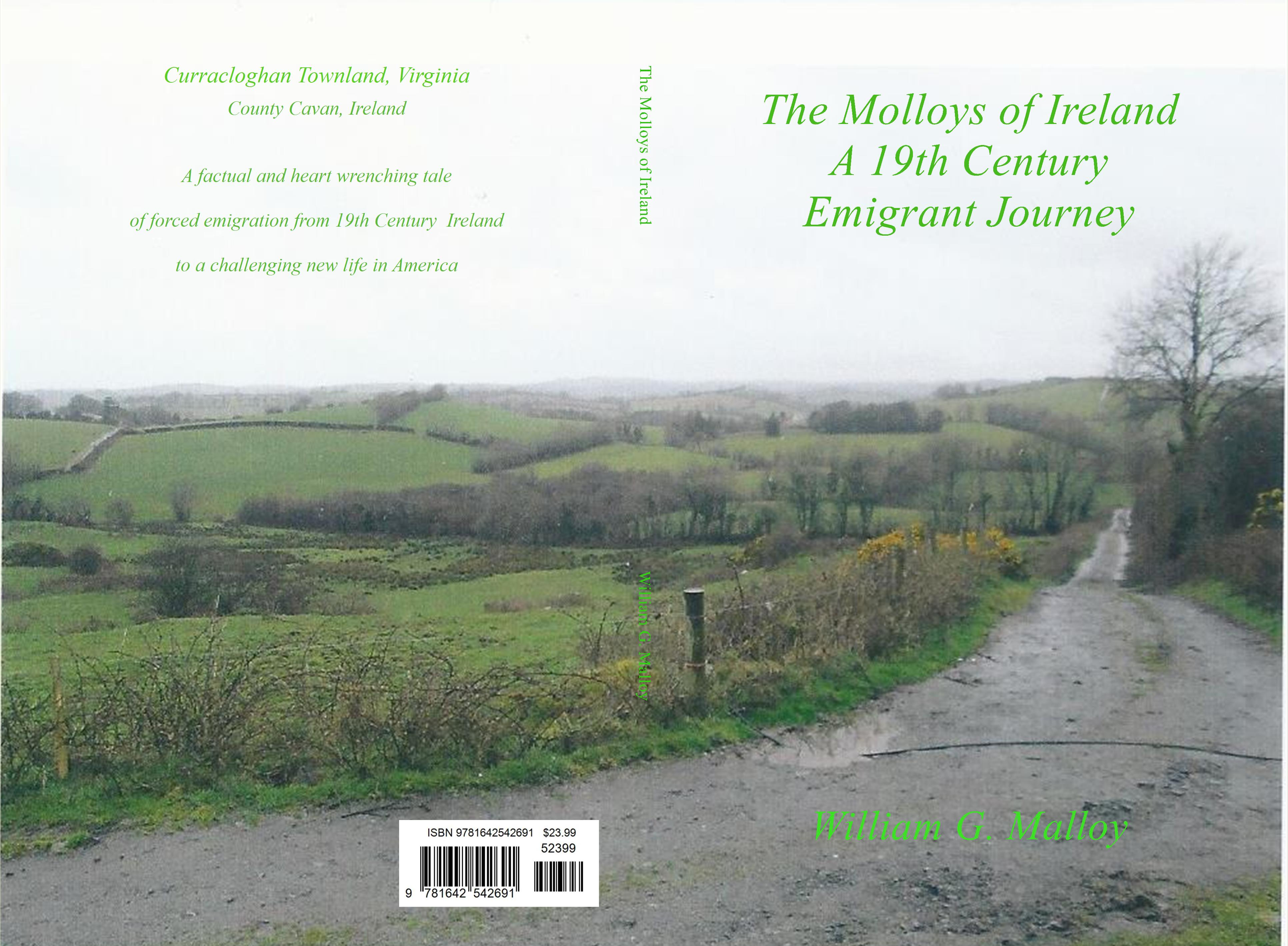 The Molloys of Ireland cover image