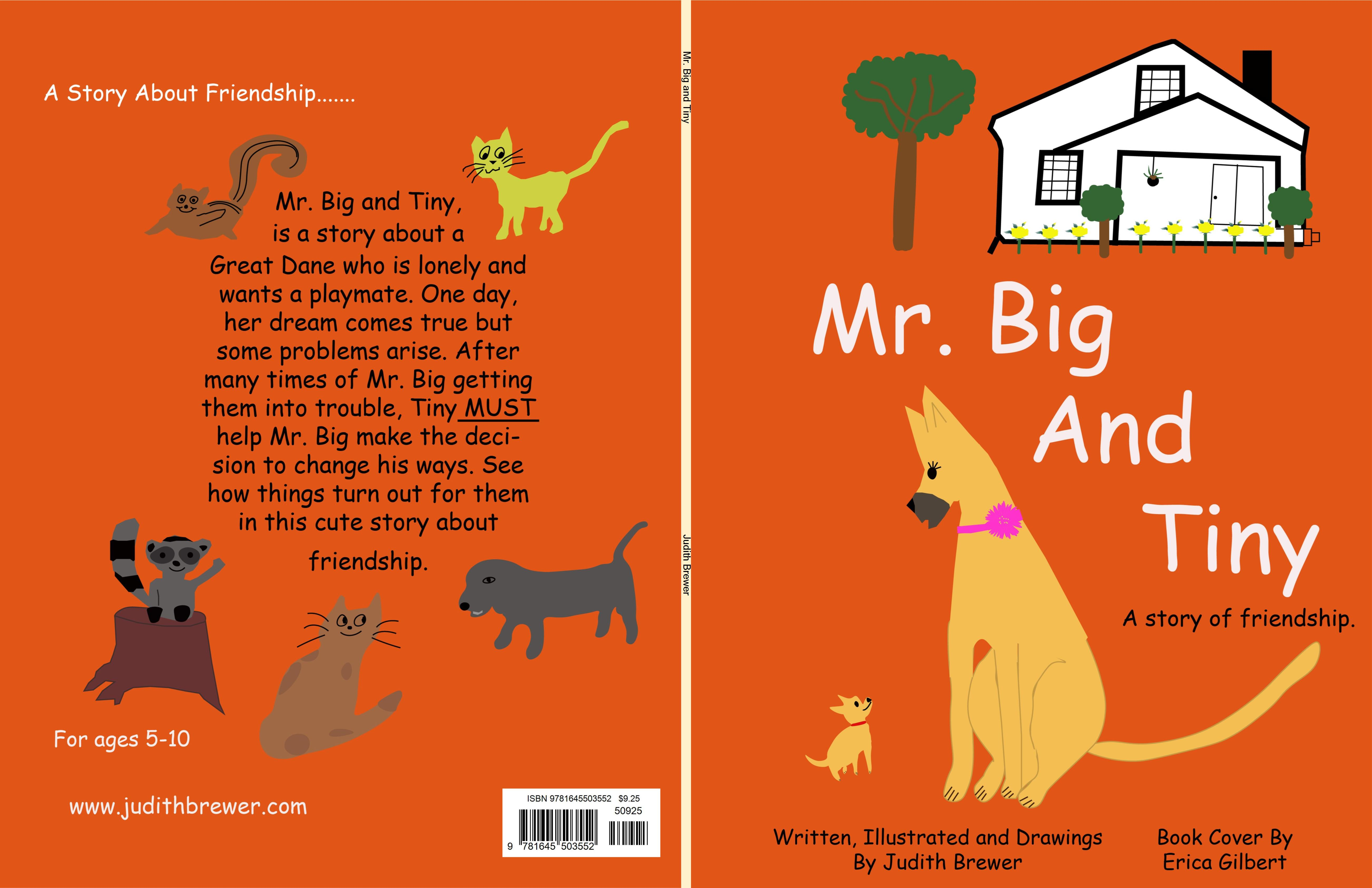 Mr. Big and Tiny cover image