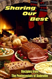 Sharing Our Best - Cook Book cover image