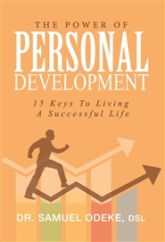 The Power of Personal Development: 15 Keys to Successful Living cover image